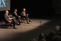 Listen to: In Conversation with Tony Hall and Nicholas Serota