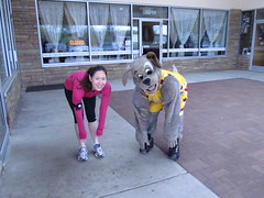Beech Brook (49) (Moondog Mascot) Tags: 100k moondog cavaliers beechbrook 04222012 fleetfeetsports5k