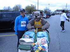 Beech Brook (54) (Moondog Mascot) Tags: 100k moondog cavaliers beechbrook 04222012 fleetfeetsports5k