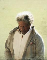 Beautiful presence (Thepicturetaker1) Tags: light portrait man texture dreadlocks grey natural cigarette jamaican
