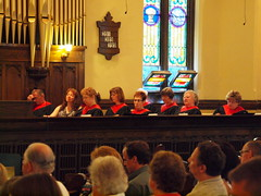 Sr. Choir of Old Zionsville UCC