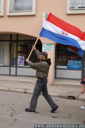 Navijači Vukovaru 2008