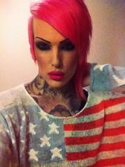 Jeffree Star (It's Will Star) Tags: pink tattoos jeffreestar willstar