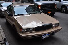 Buick Century (Triborough) Tags: nyc newyorkcity ny newyork car manhattan lowermanhattan newyorkcounty