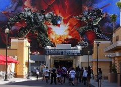 Transformers The Ride-3D (Prayitno / Thank you for (12 millions +) view) Tags: california ca la 3d los ride angeles transformers hollywood universal studios konomark theride3d