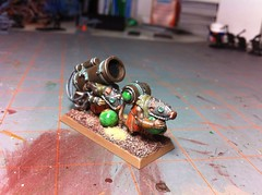 Poisoned Wind Mortar (benjibot) Tags: warhammer skaven
