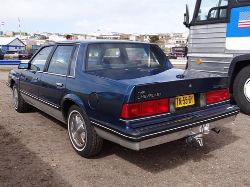 1988 Chevrolet Celebrity 4 Door Sedan Prices, Values ...