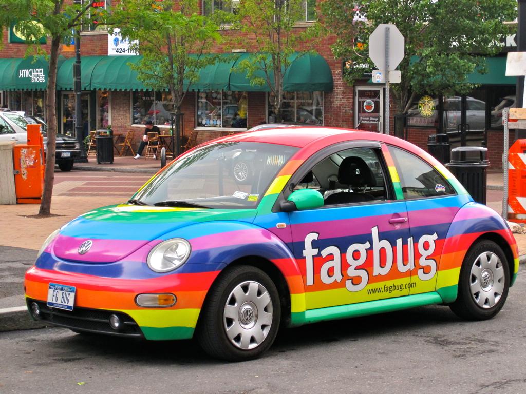 Bug жук гомосексуалист