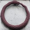 Ouroboros [Uroborus] (Leo Reynolds) Tags: xleol30x squaredcircle ouroboros uroborus snake serpent cemetery cemeterysymbol sqlondon squaredcircleicon canon eos 7d 0003sec f80 iso1000 210mm sqset081 groupcemeterysymbolism hpexif xx2012xx