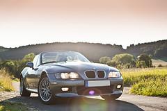 BMW Roadstar (Anna-Lena S.) Tags: auto car lensflare bmw roadstar