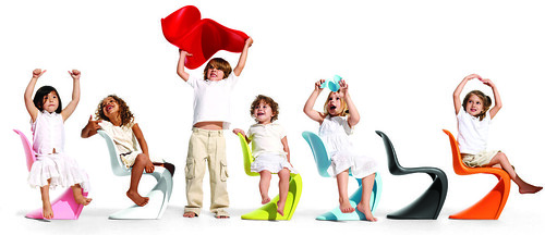 VITRA - Panton Junior | Design Verner Panton | powered by tagwerc