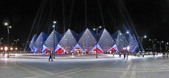 Crystal Hall in Baku, Azerbaijan