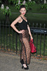 Leah Weller The Serpentine Gallery Summer Party held in Hyde Park - Arrivals. London, England