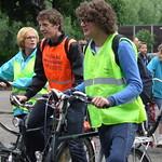 Schoolkamp groep 7 2012