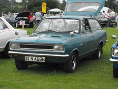 Vauxhall Viva HB Estate - XLN 466G (Andy Reeve-Smith) Tags: gm estate viva luton hb vauxhall generalmotors stockwoodpark lutonfestivaloftransport2012