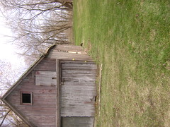 Old horse stable of Lexington, Mi (my grandpas old barn) (hunter_hi) Tags: 4512