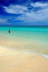 No.1 color (( _`) Sho) Tags: summer beach japan paradise  okinawa