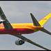 Boeing 767 'G-DHLF' DHL