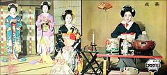 88th Miyako odori-1961 (kofuji) Tags: dance kyoto maiko geiko geisha gion miyako odori kobu