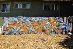 (STILSAYN) Tags: california graffiti oakland bay area 2012