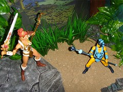 0.4 Battle lines are drawn (custombase) Tags: classics figures mastersoftheuniverse teela evillyn