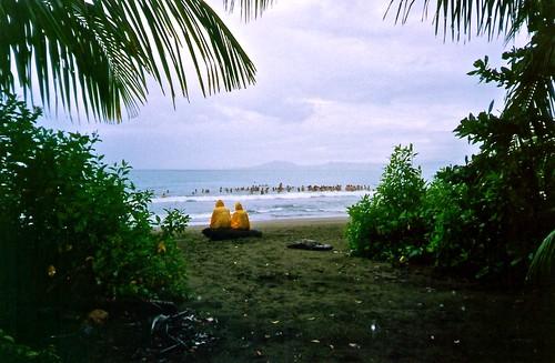 092 - Parque Nacional Cahuita. Tarde libre en la playa.