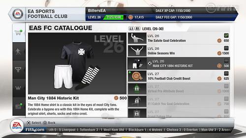 football fifa soccer catalogue easports unlockables easportsfifa easportsfootballclub fifa13 easfc