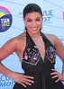 Jordin Sparks at the 2012 Teen Choice Awards held at the Gibson Amphitheatre - Arrivals Universal City, California