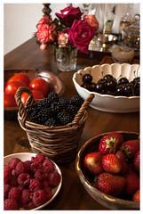 summer (vince42) Tags: summer kitchen table berries sommer kche tisch beeren vince42
