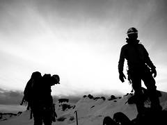 RainierJuly2012-61 (montuckyifyourlucky) Tags: life snow ice rock outdoors climb hike climbing rainier glaciers mountaineering mtrainier mountaineer