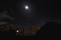 Lunaticos! (Nicolas A. Narvaez Polo) Tags: moon night noche colombia bogota luna fotografia lunallena servicioejecutivo nikond5000