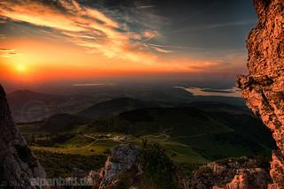Chiemgau Sunset