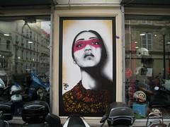 by Fin DAC (tofz4u) Tags: streetart paris shop magasin helmet boutique casque artderue 75011 bouti findac