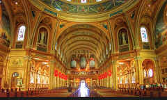 Our Lady of Victory Basilica ~ Interior ~ Lackawanna ~ New York ~ Landmark (contfeed) Tags: our lady victory basilica interior lackawanna new york landmark