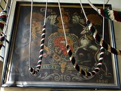 Clifton Reynes, Buckinghamshire (Sheepdog Rex) Tags: royalarms stmaryschurch cliftonreynes