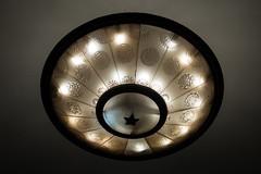 Lampe in der Metro (swissgoldeneagle) Tags: light lamp subway star lampe licht metro russia moscow ubahn ru stern moskau moskva  russland rx100 rx100m4