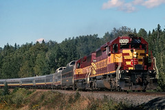 Home Again (ac1756) Tags: ontario canada 4 wc northland wisconsincentral wcl sd402 6004