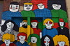Disarm you with a smile (Eddie C3) Tags: newyorkcity astoriaqueens wellingcourtmuralproject wallmurals sonni