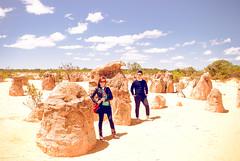 203*/365 :: Postures vs Backdrop (my+) Tags: nature 50mm nikon f14 australia perth westernaustralia 50mmf14d pinnaclesdesert nambungnationalpark d80 flickrsbest outdoorshoot anawesomeshot 1024mm d3s