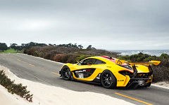 17 Mile Drive. (Alex Penfold) Tags: mclaren p1 gtr yellow red supercars supercar super car cars autos alex penfold 2016 carweek america