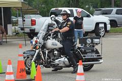 221 Wayne - Fort Lee Police (rivarix) Tags: newjerseylawenforcementmotorcycleskillsrun policerodeo policeridingcompetition policeman policeofficer lawenforcement cops policemotor fortleepolicedepartmentnewjersey harleydavidsonpolicemotorcycle harleydavidsonroadking motorcops