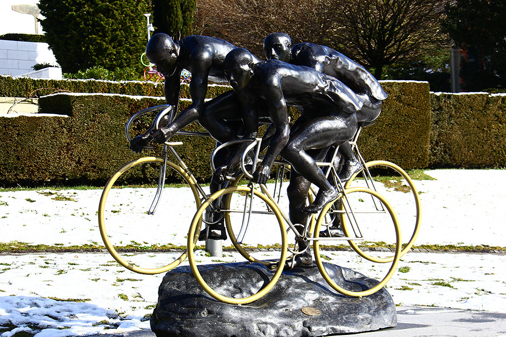 Museu Olímpico em Lausanne 1