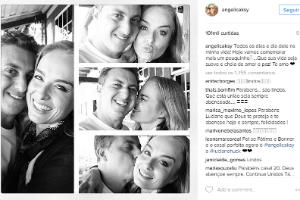 Aos 45 anos, Luciano Huck ganha festa surpresa de Angélica e Preta Gil