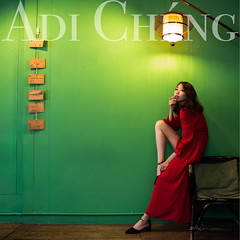 Adi_0027 (Adi Chng) Tags: adichng girl      redgreen