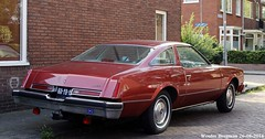 Buick Century 1977 (XBXG) Tags: 60yb19 buick century 1977 buickcentury coup coupe gm haarlem nederland holland netherlands paysbas vintage old classic american car auto automobile voiture ancienne amricaine amerikaans us usa