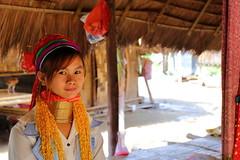 Karen girl. Thailand [Explore] (joseluis.cueto) Tags: retrato portrait karen karenni kayan kayin padaung tailandia thailand birmania longneck asia sudesteasitico canon eos 6d canon6d 2470f4 chiangrai