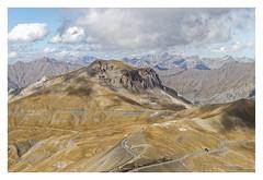 Route de la Bonette XXI -  2.860 m (Babaou) Tags: frankreich france provencealpesctedazur parcnationaldumercantour jausiers nizza nice cimedelabonette coldelabonette dxo routedelabonette paca labatie2014 bonette