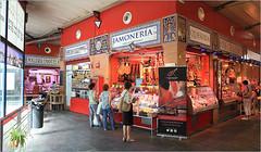 Mercado de Triana, Sevilla, Andalucia, Espana (claude lina) Tags: claudelina espana spain espagne andalucia andalousie sevilla sville architecture town ville city march mercado mercadodetriana