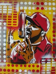 ice cube (codedtestament777) Tags: citysights5 graffiti art beautiful love life design surreal text bright sign painting writing nature crazy weird fabulous environment cartoon animation outdoor street photo border photoborder illustration collection portrait face expression character