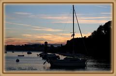 Douceur du Soir  Saint-Servan (Maclo) Tags: sea brittany ctedmeraude bretagne boats summer evening colors serenity pche skies soir poetry